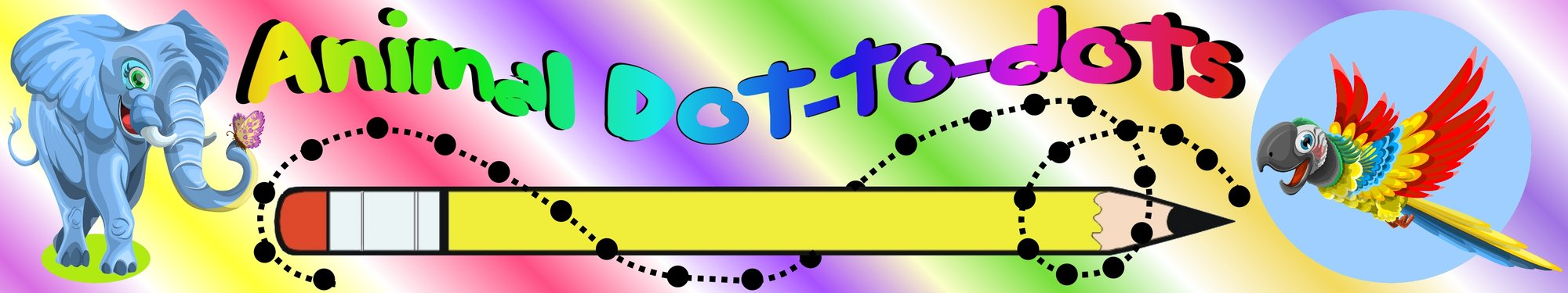 Animal Dot-to-Dots
